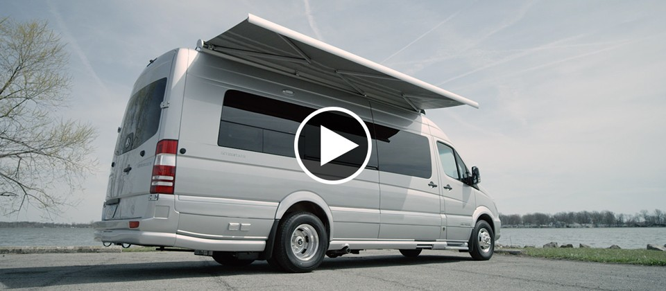 Airstream interstate how it 39 s built airstream for Mercedes benz touring coach