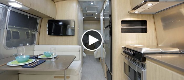 Airstream Spotlight: 2017 Flying Cloud Travel Trailer