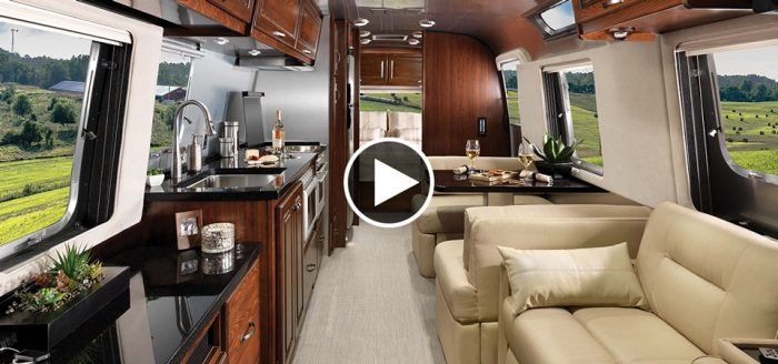 Airstream Spotlight: Introducing the new 33-foot Classic Travel Trailer