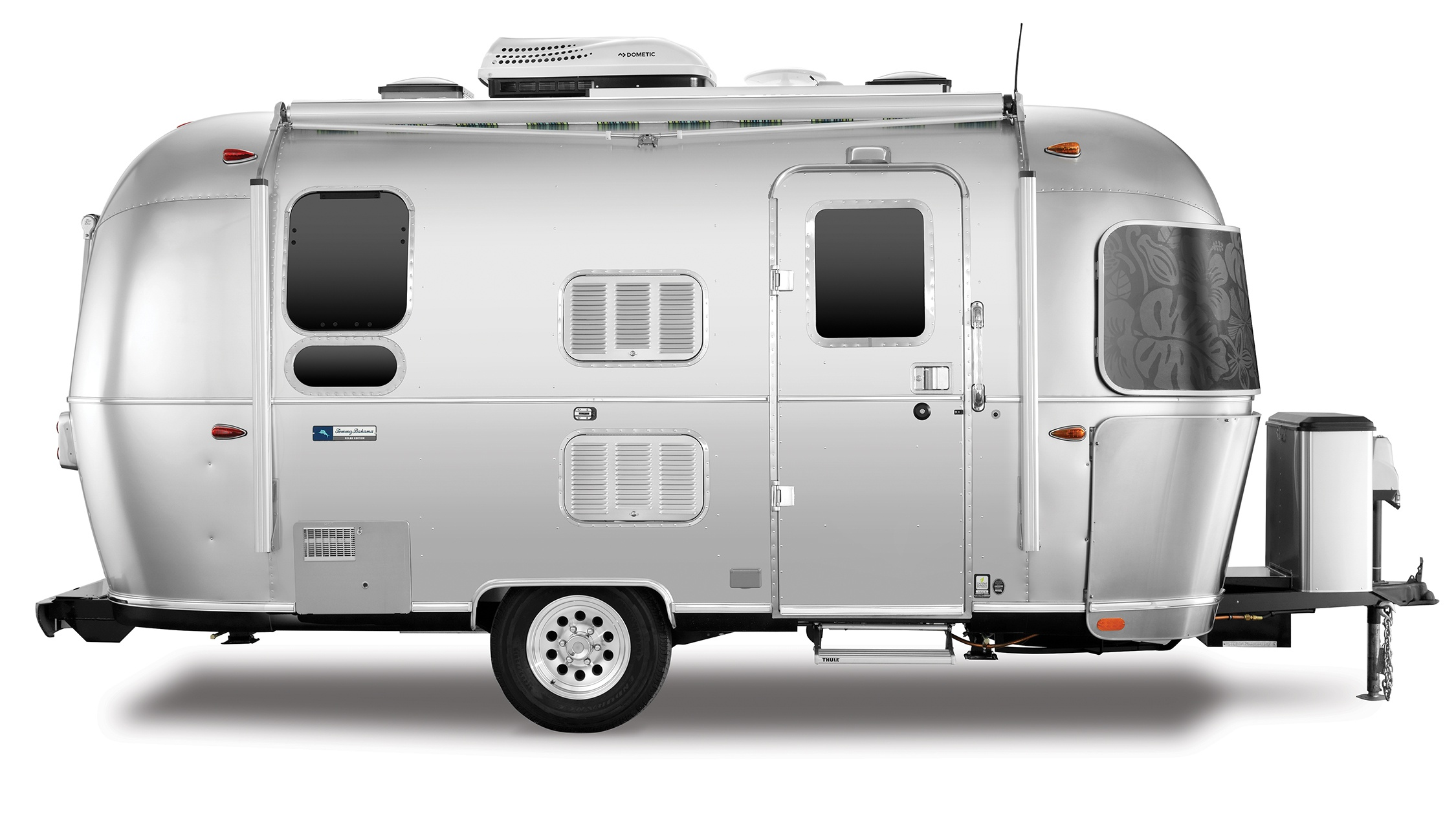 What S New With The 2018 Tommy Bahama 174 Airstream