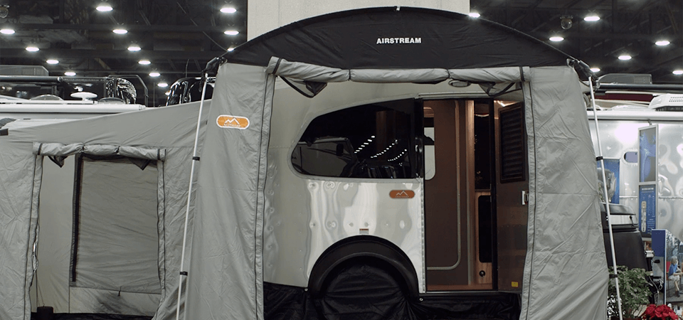 & Airstream Basecamp: Room to Spread Out | Airstream