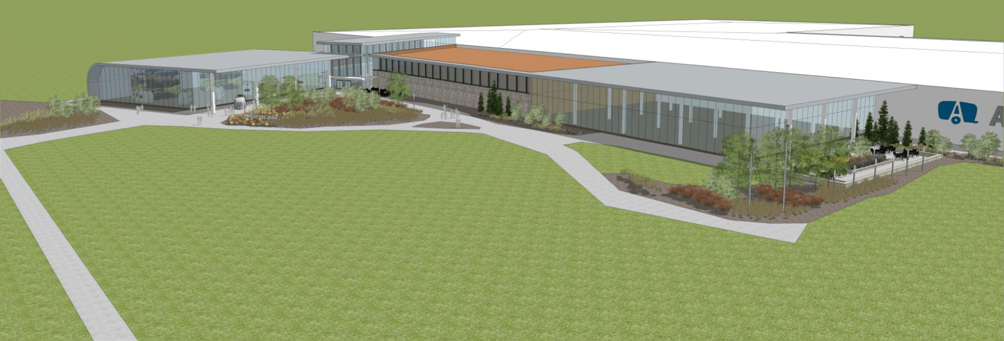 Airstream Inc. Plant Expansion