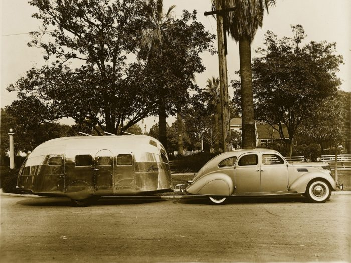 Wally Byam Airstream Clipper