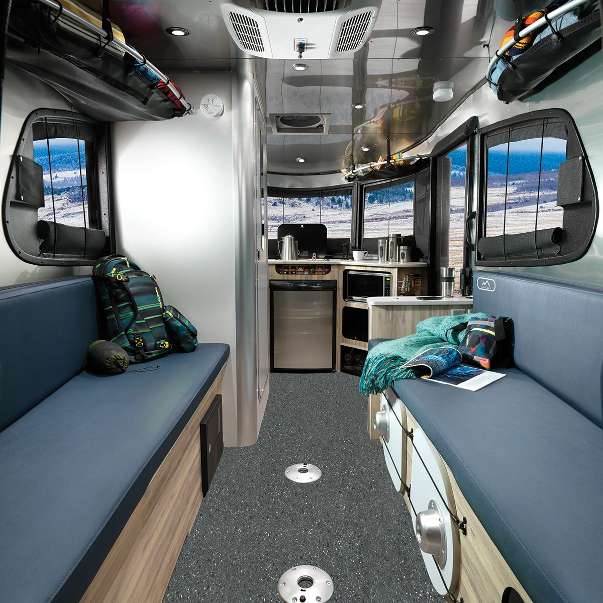Features Basecamp Travel Trailers Airstream