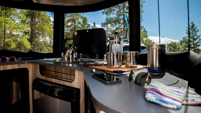 Gallery | Basecamp | Travel Trailers | Airstream