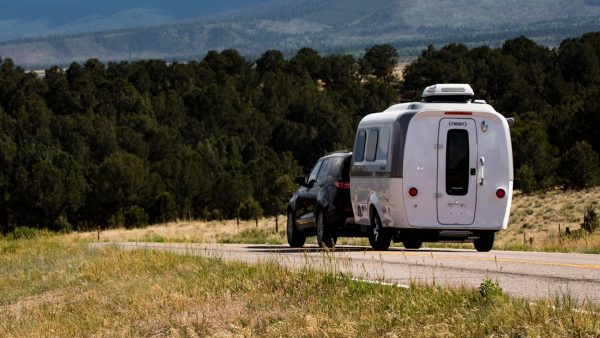 Airstream Travel Trailer towing capability