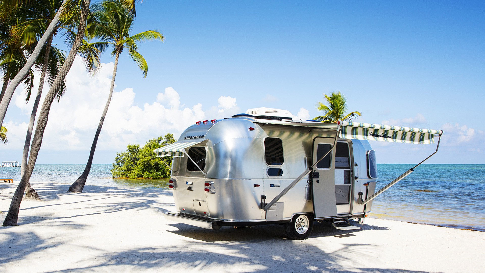 Tommy Bahama Special Edition Travel Trailer Airstream