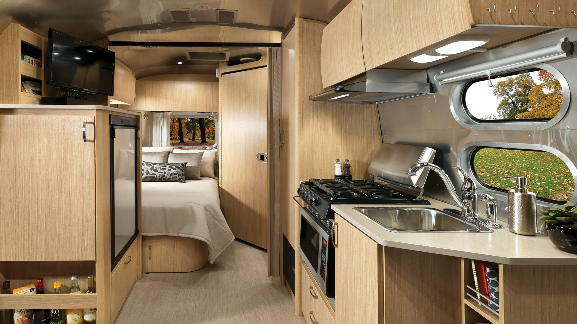 Airstream Bambi Interior Height Awesome Home