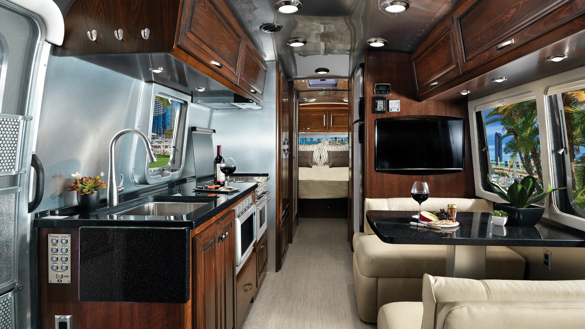 Classic Travel Trailers Airstream