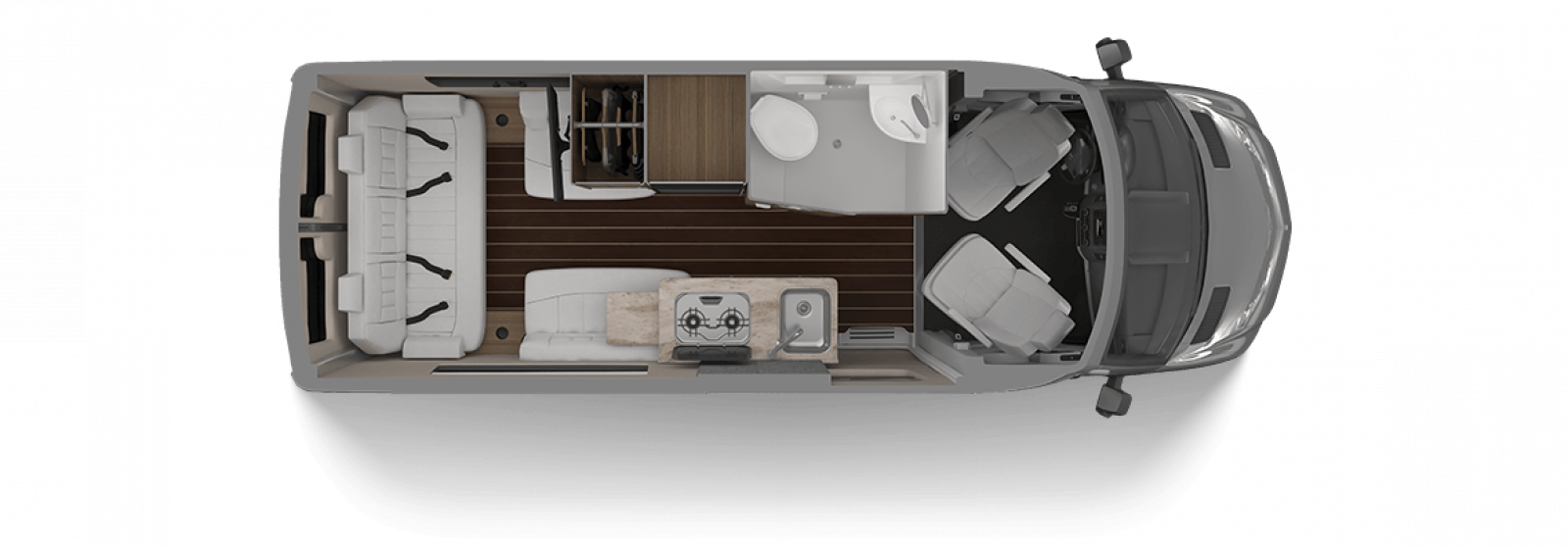 Interstate Nineteen Touring Coaches Airstream Dodge 7 Way Trailer Wiring Color See What Feet Includes