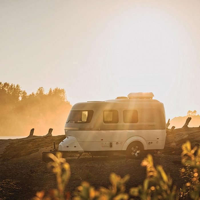 Nest by Airstream Solar Panels