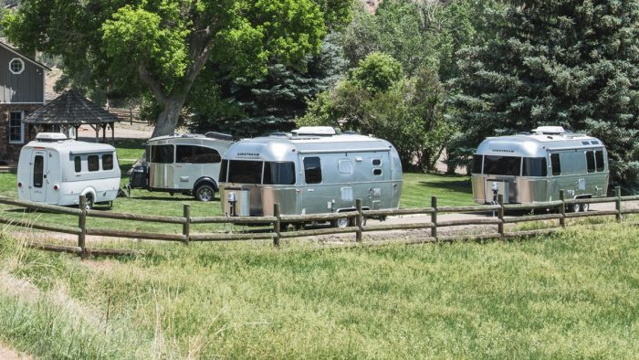 What Is An Airstream Bambi Travel Trailers Airstream