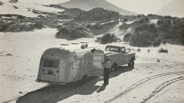 airstream the history of the land yacht