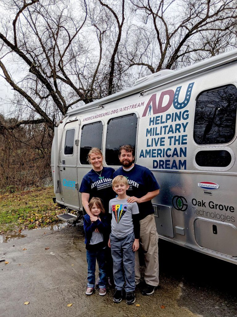 American Dream U Airstream