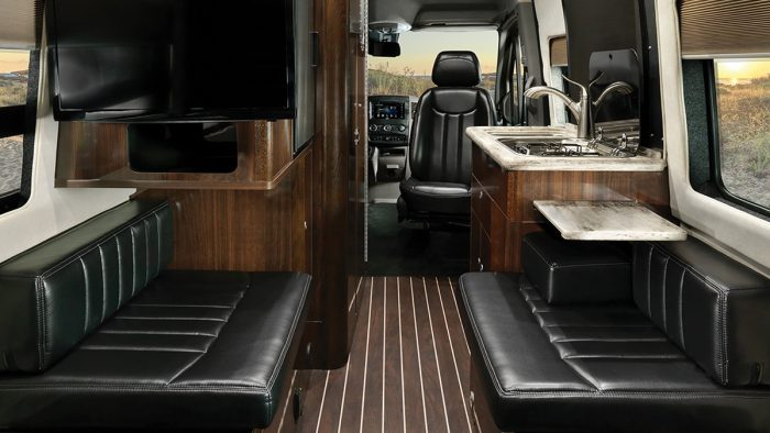Interstate Nineteen | Touring Coaches | Airstream