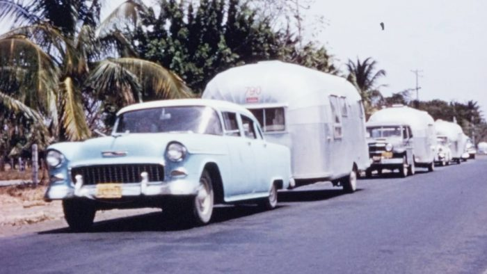 Airstream Mexican Caravan