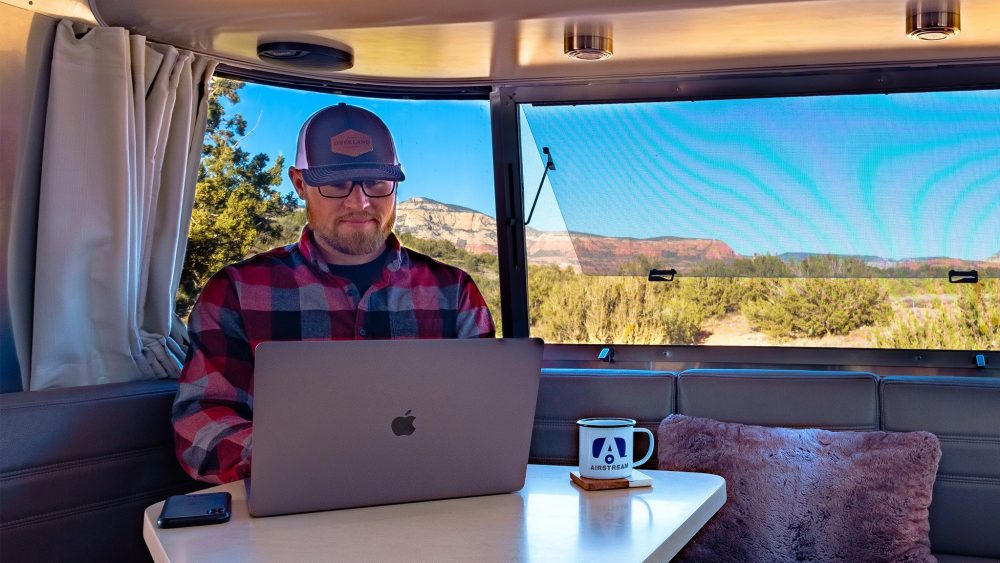 Airstream Connected Network Solution Wi-Fi