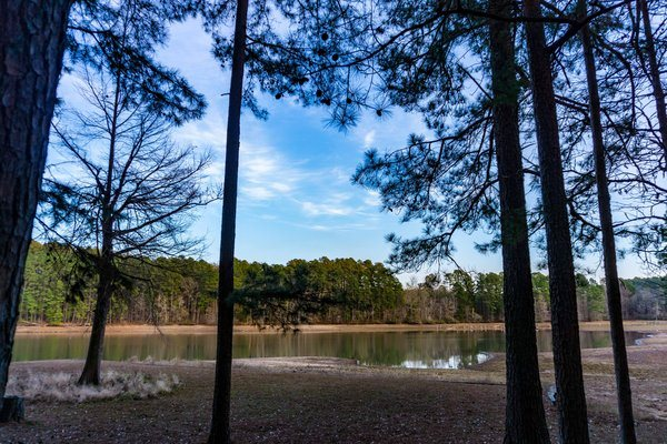 Airstream Lake Claiborne Camping