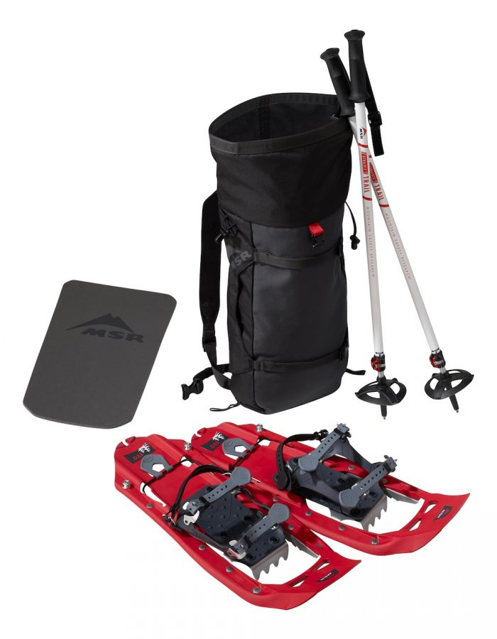 MSR_Evo_Snowshoe_Kit_Unpacked